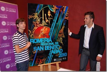 Cartel y actos Romería San Benito 2010 (2)