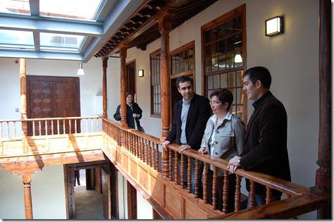 puertas abiertas Casa de Ossuna (1)