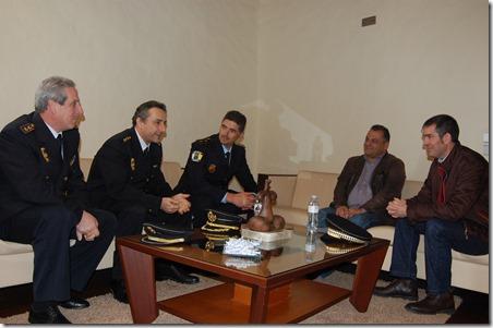 Nuevo comisario La Laguna Policía Nacional