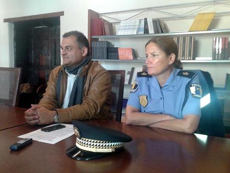 Presentación Policía de proximidad