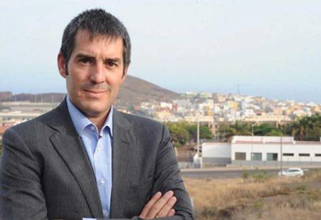 Alcalde Fernando Clavijo