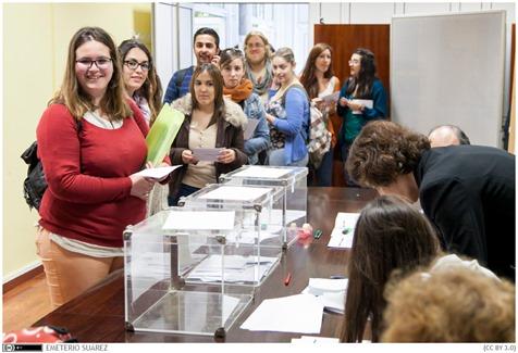 alumnos votan 01