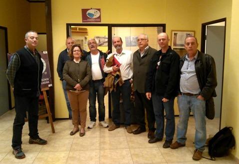 Reunión con AAVV El Casco