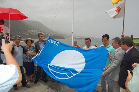 Bandera Azul Punta Hidalgo