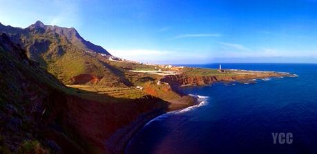 Punta del Hidaldo desde el nordeste