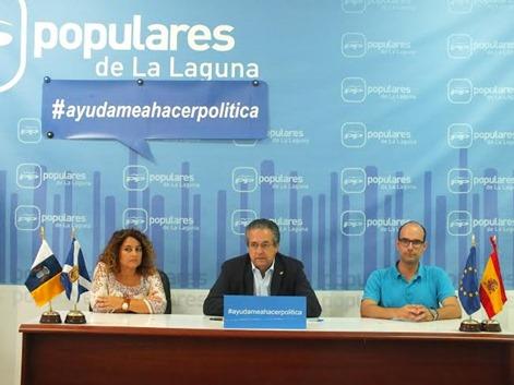 Antonio Alarcó en rueda de prensa