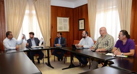 Reunión Anaga Reserva Biosfera