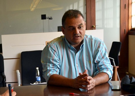 José Alberto Díaz - edil Seguridad Ciudadana y Movilidad