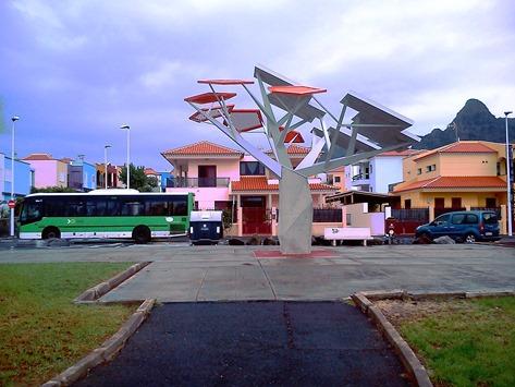 arbol wifi Punta del Hidalgo
