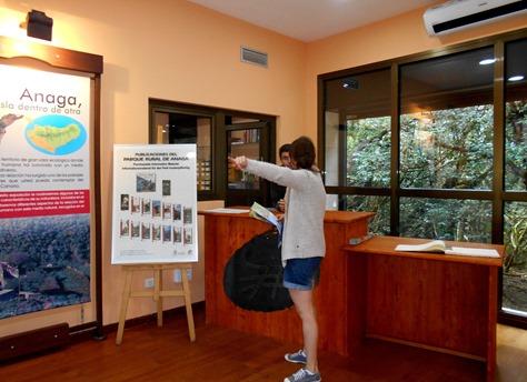 Centro de Visitantes Cruz del Carmen