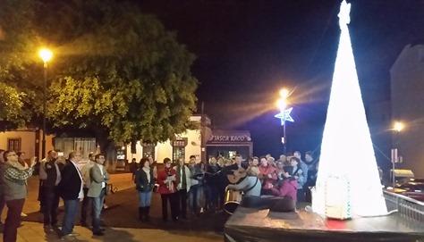 Encendido comarca nordeste Tejina, 26_11_2015
