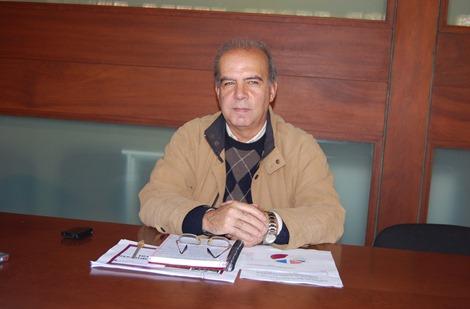 Antonio Pérez Godiño -concejal Hacienda