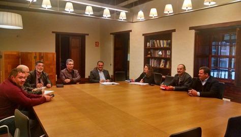 Presentación nueva directiva FAV Aguere