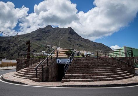 Punto de información Punta del Hidalgo