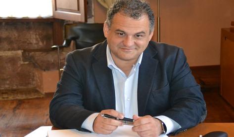 alcalde de La laguna, José Alberto Díaz