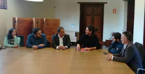 Encuentro Alberto Rguez-Alcalde