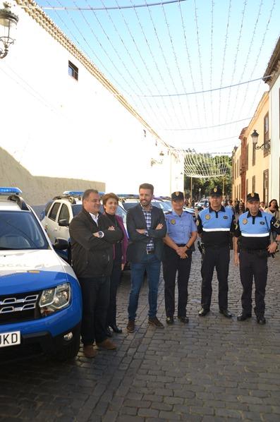 Coches Policía 1