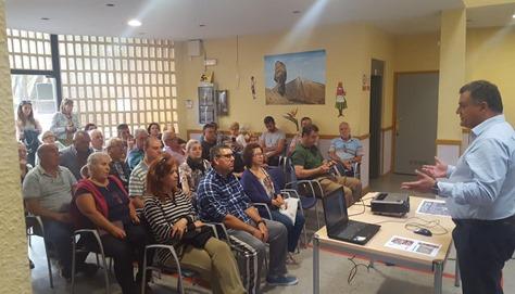 Asamblea San Luis Gonzaga