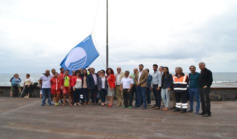 Bandera Azul 10