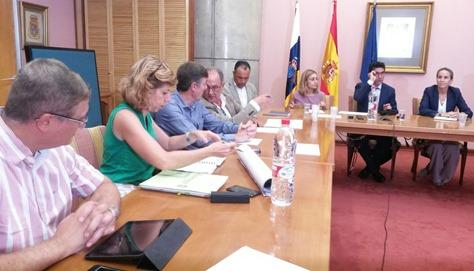 Reunión Comisión Bus VAO