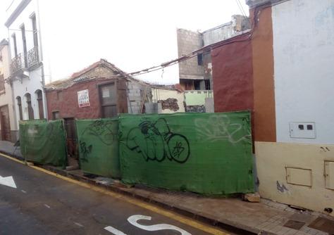Casa calle Bencomo